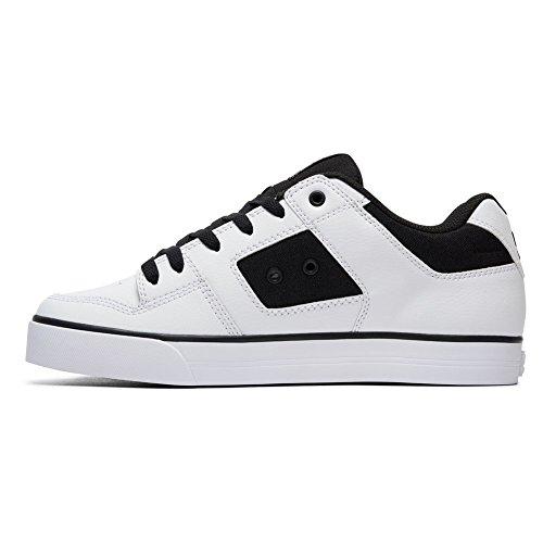DC Shoes Pure - Shoes - Schuhe - Männer - EU 40 - Weiss