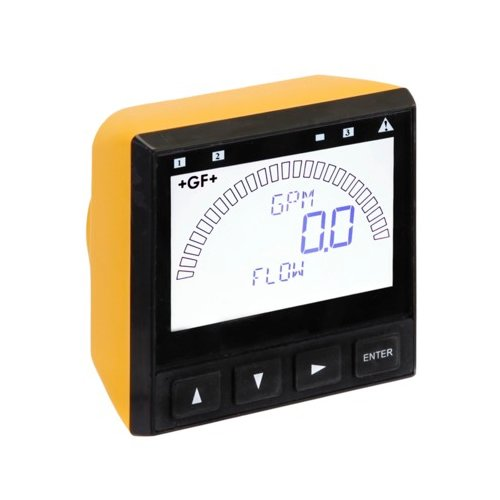 GF Signet 3-9900-1 The 9900 Transmitter, Field Mount, Single Channel, Multi-Parameter, DC Power, 4 mA-20 mA and OC Output, 10'' by GF Signet