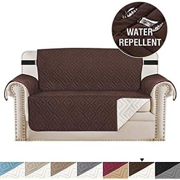 Amazon Com H Versailtex Quilted Sofa Protector Pet