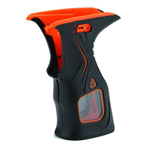 Dye M2 MOSAir Grips - Black / Orange by Dye
