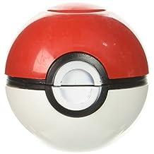 "OliaDesign 3 Piece Poke-Gringer Pokemon Poke-Ball Herb Spice Grinder Aluminum, 40mm/1.5"", Red"