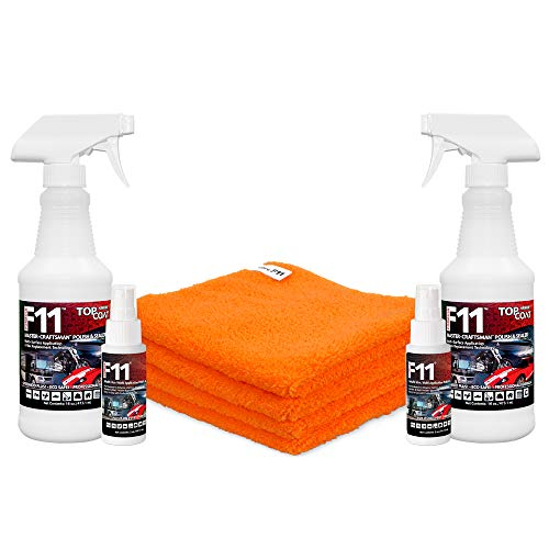 TopCoat F11 Polish & Sealer - 2 Kit Special