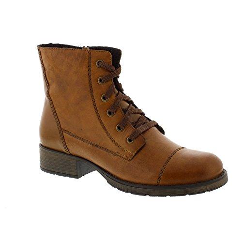 Rieker Damen Z9510 Desert Boots Braun (Tan)