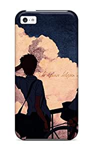 Margarita Thomas Perfect Tpu Case For Iphone 5c/ Anti-scratch Protector Case (the Girl Who Leapt Through Time)
