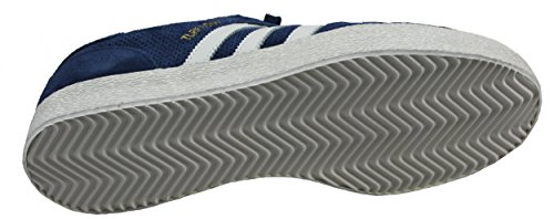 Adidas Turf Royal Trainers in Navy and White, UK 6