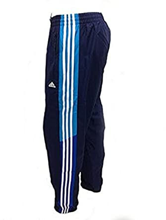 adidas mens tracksuit bottoms pant cuffed woven jog pants. Black Bedroom Furniture Sets. Home Design Ideas