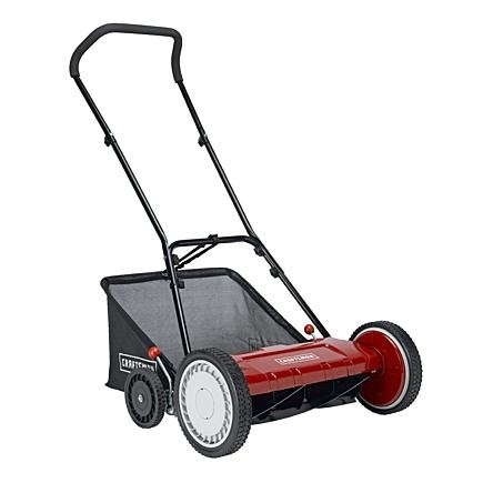 Craftsman 18 Reel Mower