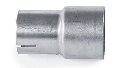 Auspuff Adapter Reduzierstü ck Gruppe A 63, 3mm Auß en auf 42mm Innen Edelstahl V&L Berend