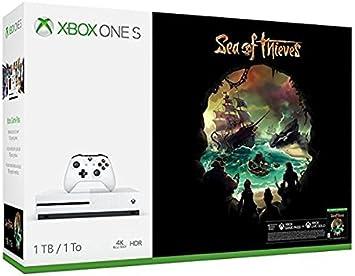 Xbox One S 1TB + Sea of Thieves [Bundle] [Importación italiana ...