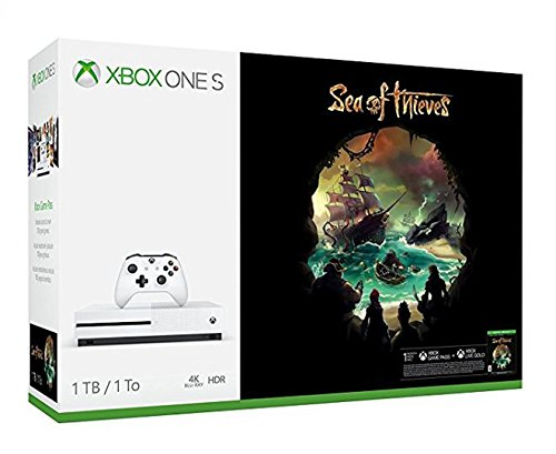 Xbox One S 1TB + Sea of Thieves  Bundle   Amazon.it  Videogiochi ba02e736d56
