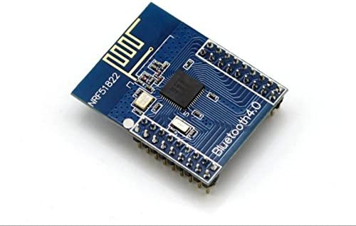 1pcs lot Wireless nRF51822-04AT Low Power Radio Transmit and Receive System Module Based on BLE 4.0 Bluetooth Low Energy nRF51822