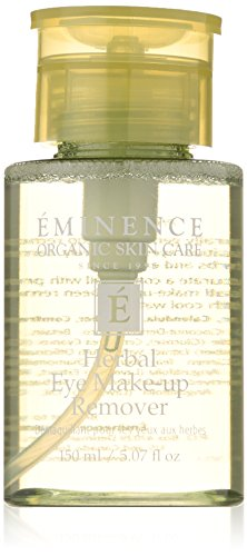 Eye Care Cosmetics (Eminence Herbal Eye Make-up Remover, 5.07 Ounce)