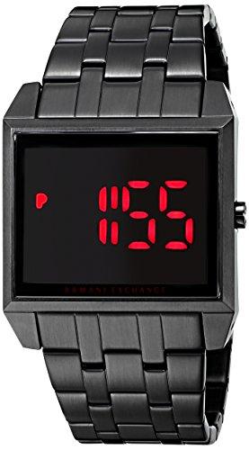 Armani Exchange Men's AX2221  Black  Watch