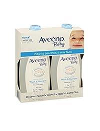 Aveeno Baby Baby Wash & Shampoo - 18 oz - 2 pk BOBEBE Online Baby Store From New York to Miami and Los Angeles