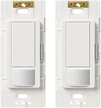 2-Pack Lutron Occupancy Sensing Switch