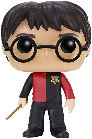 Funko POP Movies: Harry Potter Action Figure - Harry Potter ...