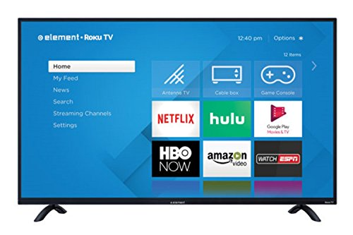 "Element 50"" Class 4K  Roku Smart LED TV"