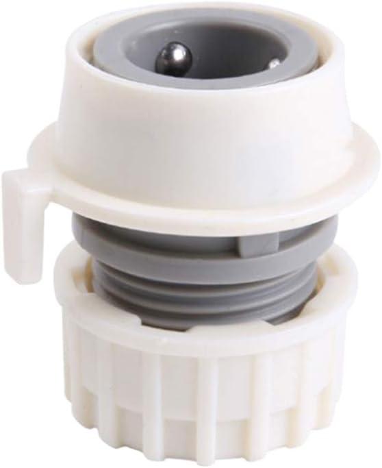 Wilk El Agua del Grifo Conectores rápidos Lavadora de Entrada de Agua de la Manguera de tuberías articulaciones adaptadores Lavadora de Piezas