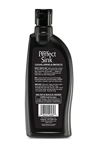 Hope 39 s perfect sink 8 5 oz sink cleaner and polish for Perfect kitchen cleaner