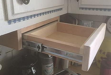 Amazon Com Drawer Under Wall Cabinet Storage Drawer