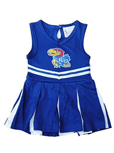 Kansas Jayhawks TFA Youth Baby Toddler Blue Dress Up Chee...