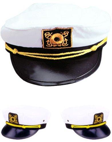 Captains Boat Yachting Yacht Sailing Fishing Hat Cap
