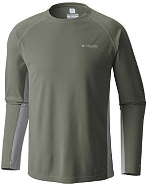 Mens Cast Away Zero¿ Knit Long Sleeve Shirt