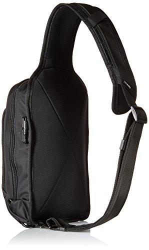 Pacsafe Metrosafe LS150 Anti-Theft Sling Backpack, Black by Pacsafe (Image #2)