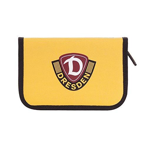 SG Dynamo Dresden Federmappe Logo - gefüllt
