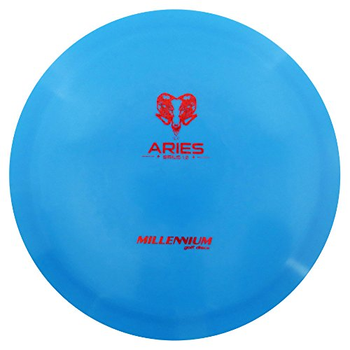 Millennium Sirius Aries Driver Golf Disc [Colors May Vary] - 165-169g ()