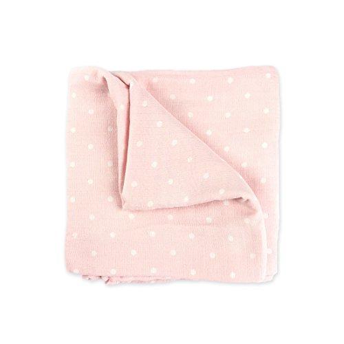 XOve Baby Polka Swaddling Blanket product image