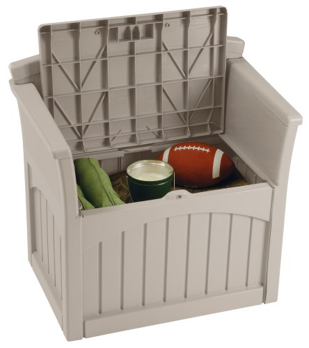Patio Storage Seat - $29.41 (R...