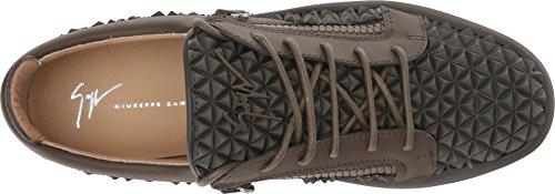 Van Giuseppe Zanotti Heren May London Picardy Laag Top Sneaker Khaki