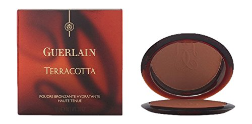 Guerlain Terracotta Bronzing Powder, Moisturizing and Long Lasting, No. 03, 0.35 Ounce by GUERLAIN
