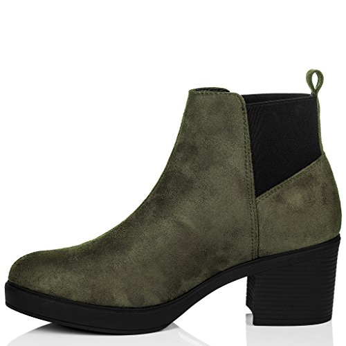 CAPRIUM - Zapatos Mujer , color gris, talla 37 EU