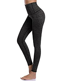 Womens High Waist Yoga Pants Tummy Control Workout Training Tight Leggings