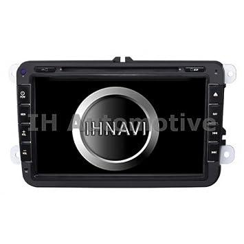 Ihnavi Ih810-1 - Sistema de navegación radio gps para volkswagen ...