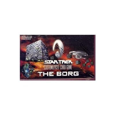 Star Trek CCG The Borg Booster Box: Toys & Games