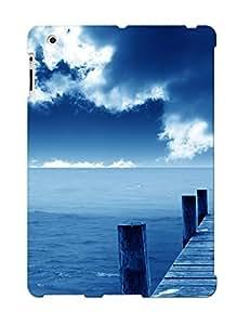 Special Bewailhyper Skin Case Cover For Ipad 2/3/4, Popular Beautiful Ocean Phone Case
