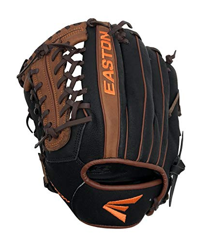 Easton Prime Series Pme1175 Bkmo Left Hand Throw 11.75 in Infield/Pitcher Pattern ()