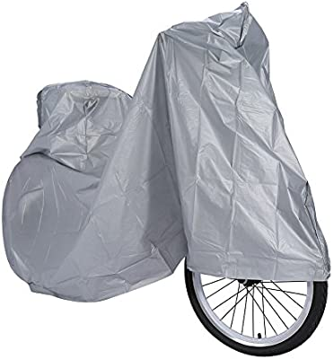 Funda para Moto Bici Protector Cubierta de Motocicleta Resistente al Agua y UV 183cm: Amazon.es: Coche y moto