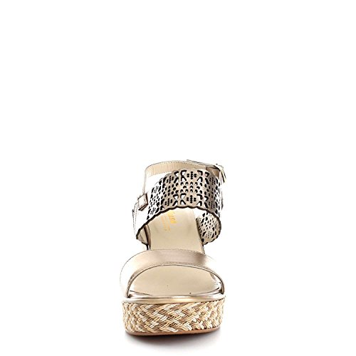 MELLUSO - Sandalias de vestir para mujer Beige