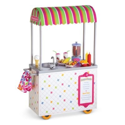 American Girl - Campus Snack Cart - Truly Me 2015 by American Girl