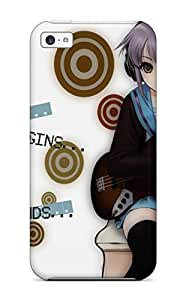 DKByMGT3568JLsTt Tpu Phone Case With Fashionable Look For Iphone 5c - The Melancholy Of Haruhi Suzumiya