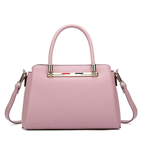Messenger Messenger Ms JIUTE Portable B Cowhide Color Shoulder Wild Shoulder Korean Bag Bag A R1SqC