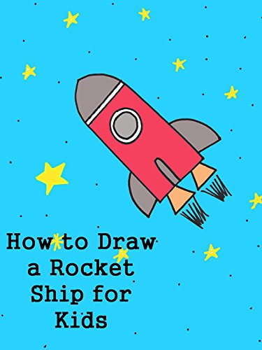 How to Draw a Rocket Ship for ()