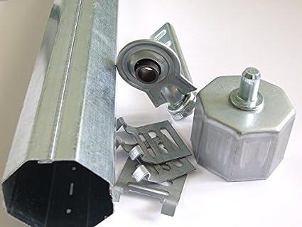 Awitalia kit rullo per tapparella motorizzata tipo liscio da mm.60