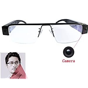 JOYCAM 1080P Camera Glasses Video Recording HD Eyewear DVR Camcorder for Men and Women