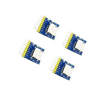 monkeyjack 4 x Micro SD tarjeta memoria memory Shield ranura ...