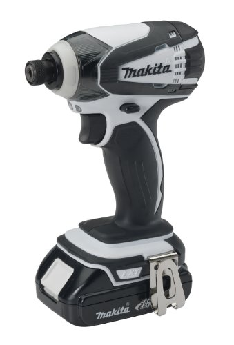 Makita LXDT04CW 18-Volt Compact Lithium-Ion Cordless Impact Driver Kit Discontinued by Manufacturer